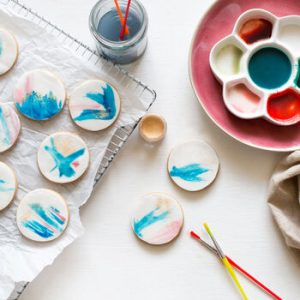 watercolour biscuit kit