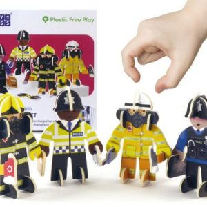 Rescue Team Pop Out Set