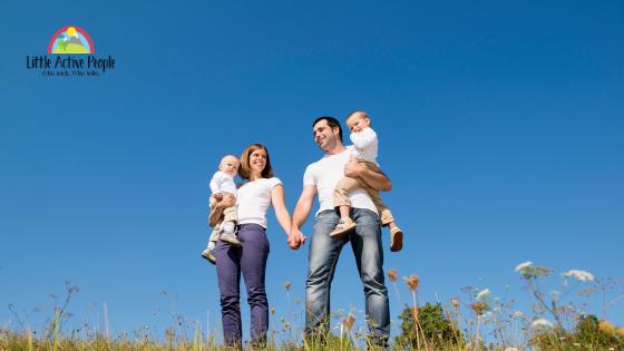 10 Ways to make your family walk more fun