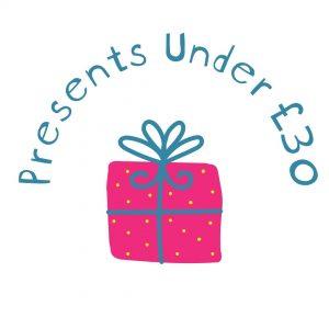 Presents Under £30