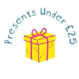 Presents Under £25