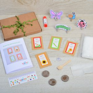 gardening and growing activity box